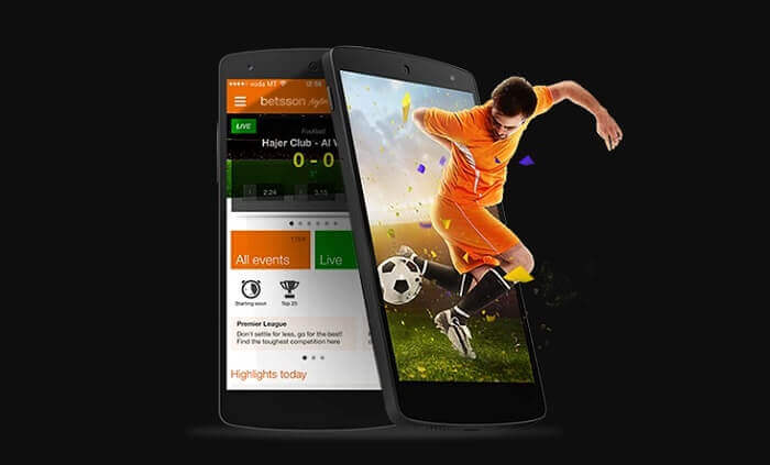 Betsson App Live Streaming